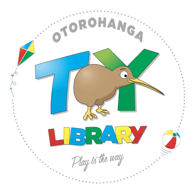 Otorohanga Toy Library Logo